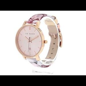 NWT | TED BAKER Classic Rose Gold Watch